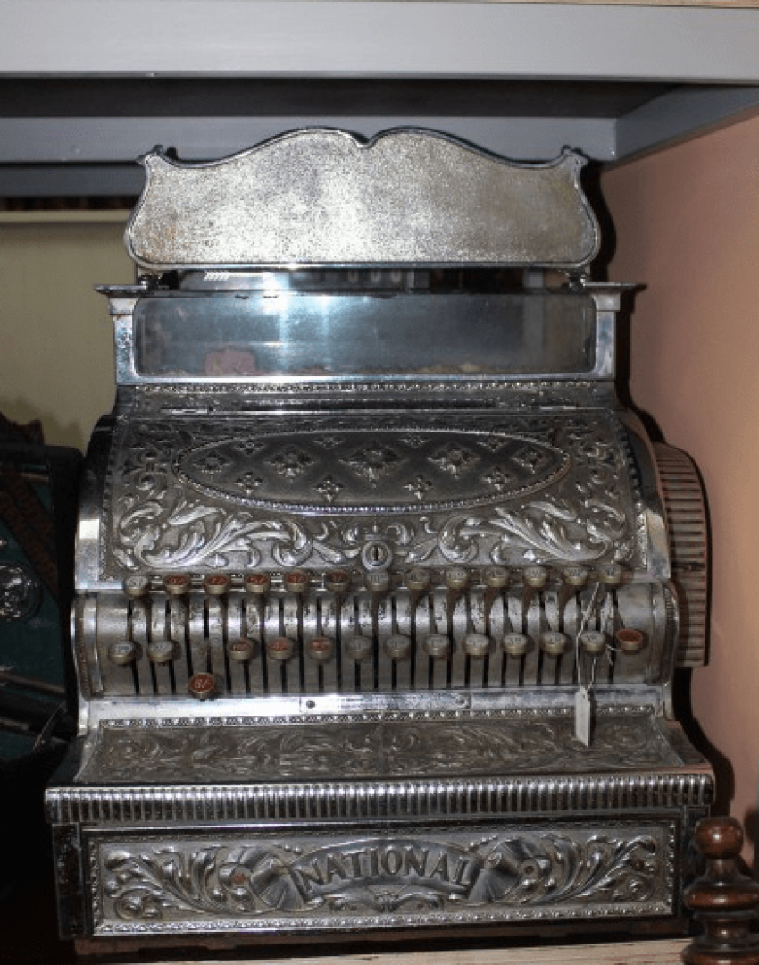 """cash register """"Banker"""" - photo 2"""