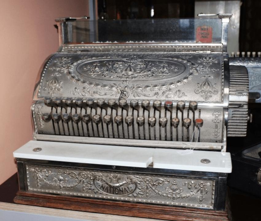 cash register 1905 - photo 2