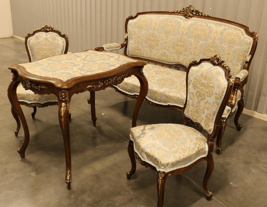 Tea room 19th century - photo 3