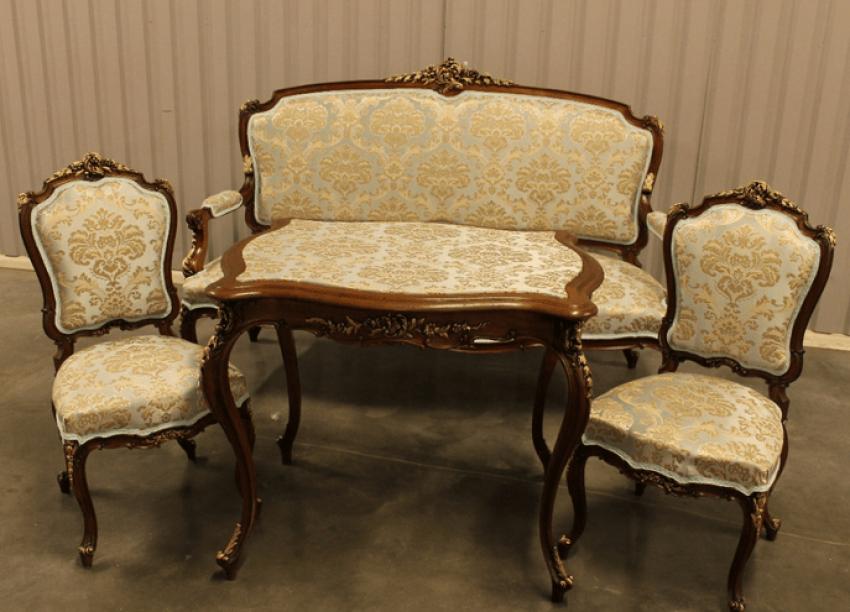 Tea room 19th century - photo 1