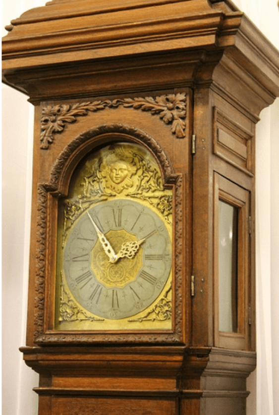Dutch clock 1880 - photo 3