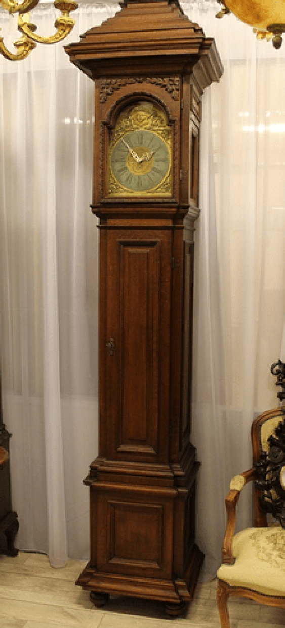 Dutch clock 1880 - photo 1