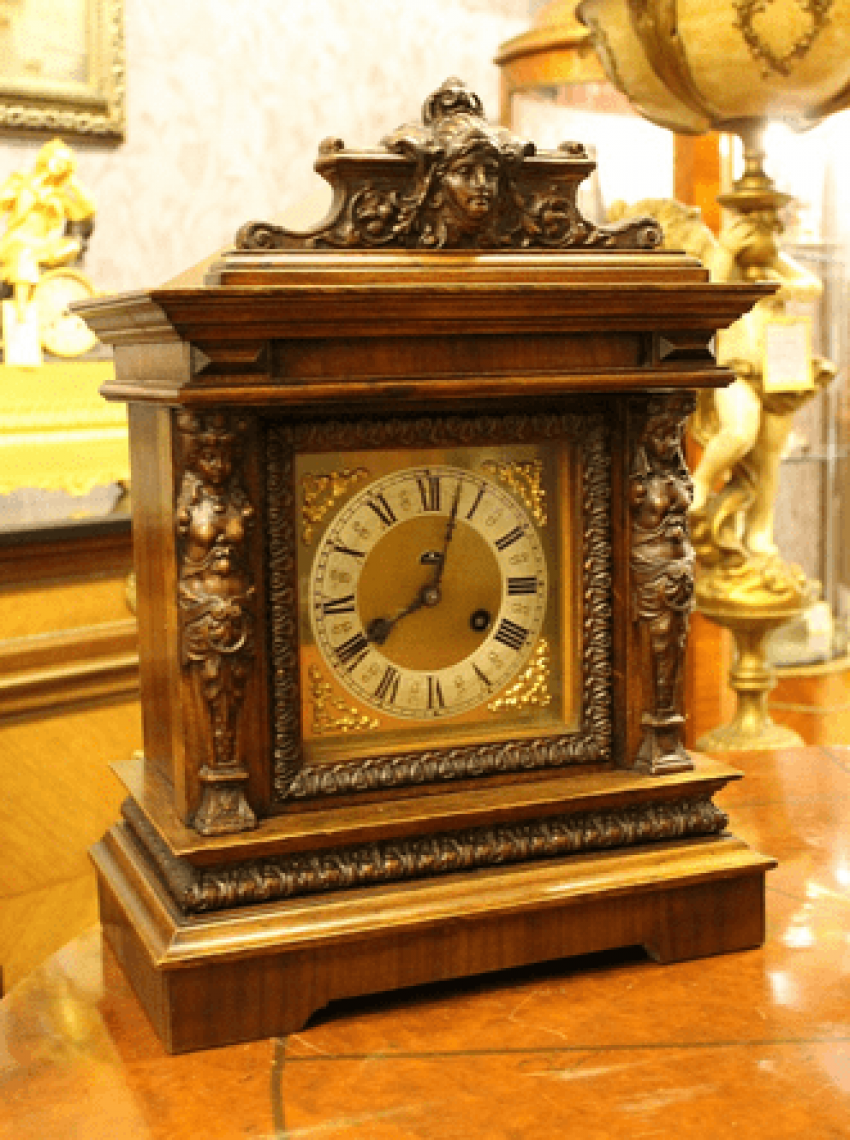 Часы настольные - фото 1