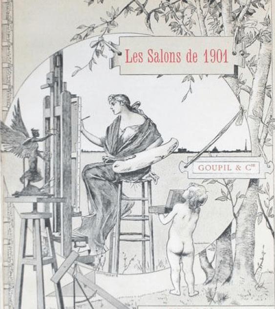 Salons 1901 Les Salons de 1901 - photo 5