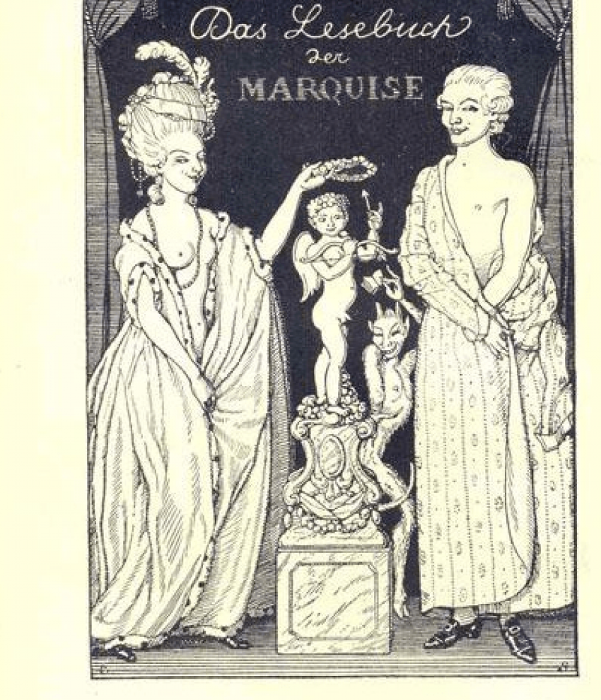The Book Of The Marquise Franz Bleating - photo 1