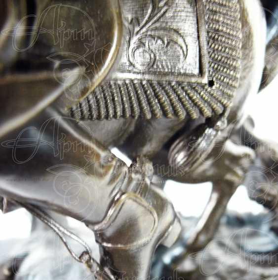 "The sculpture ""Royal hunt"" - photo 7"