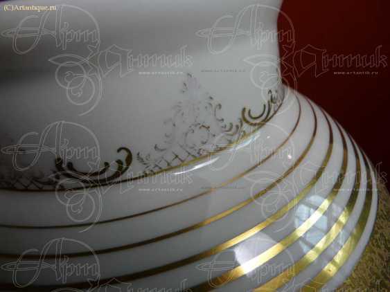 Vase with lid - photo 2