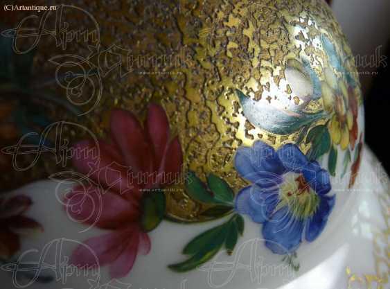 Vase with lid - photo 5