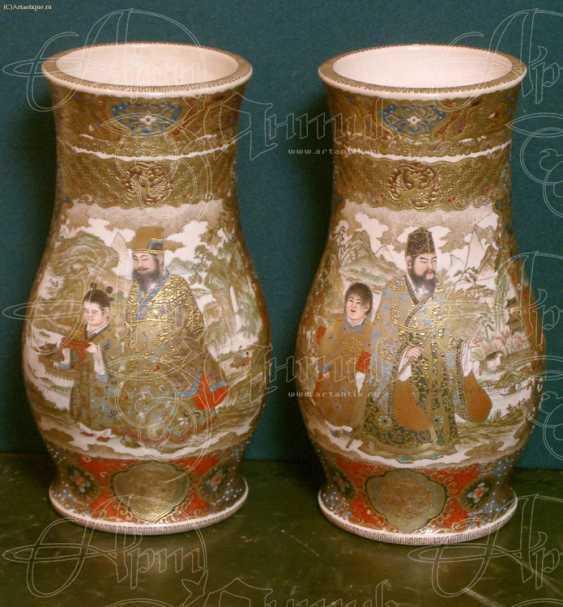 Vases pair - photo 1