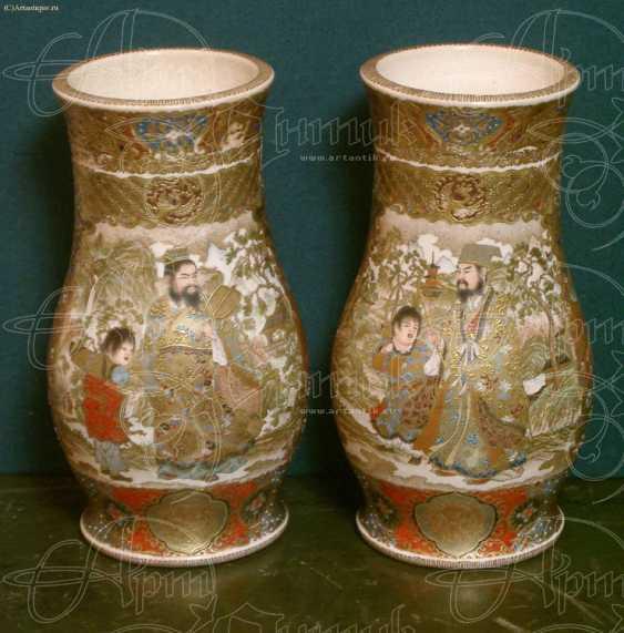 Vases pair - photo 2