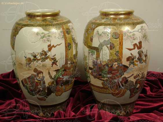 Vases pair - photo 1