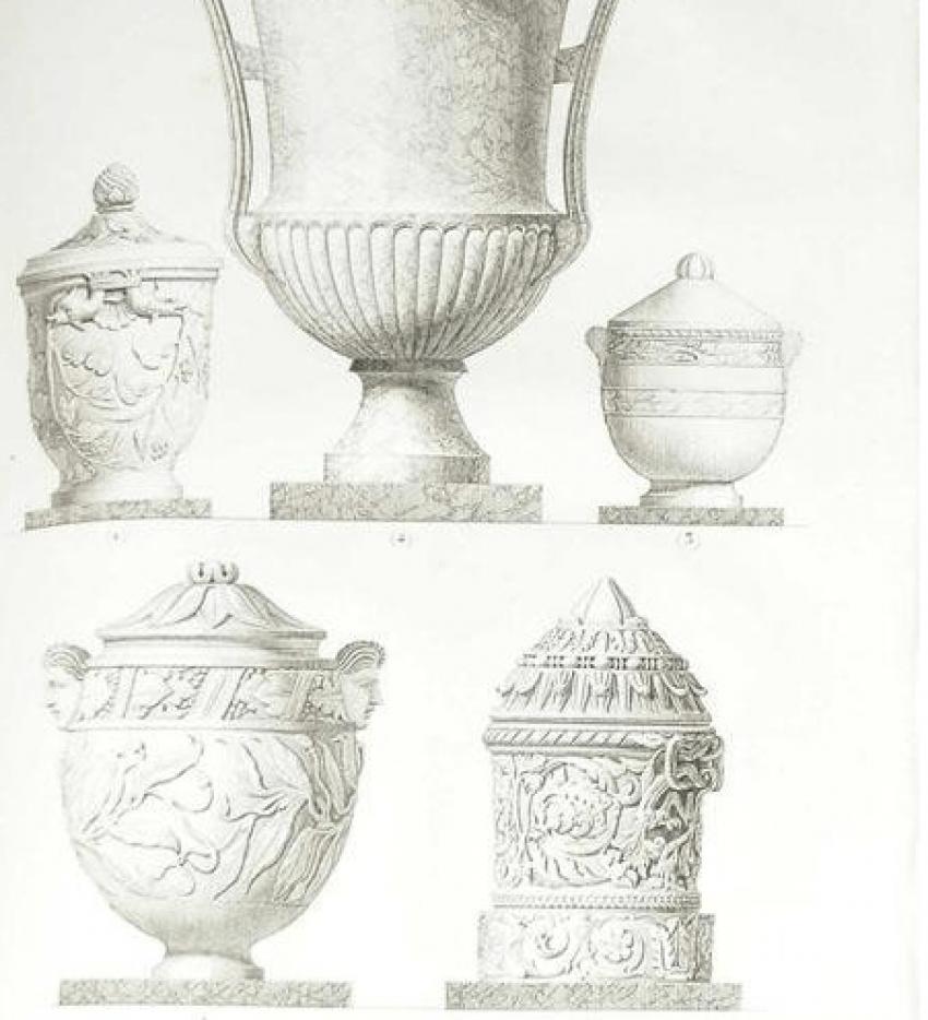 The Museum of antiquities P. Bouillon - photo 2
