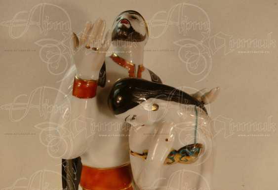 """Скульптура """"Хан Гирей и Мария"""" - photo 2"""