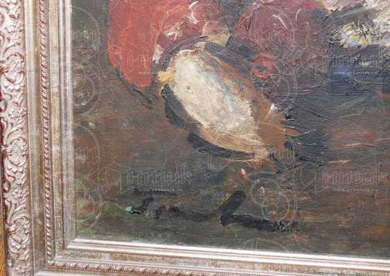 "Натюрморт ""Корзина с грибами"" - photo 3"