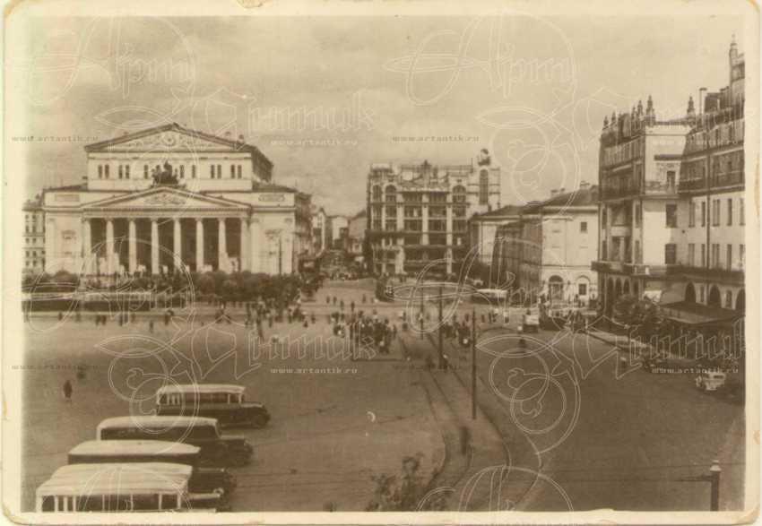 """Открытки и фотооткрытки """"Советская эпоха"""" - photo 26"""