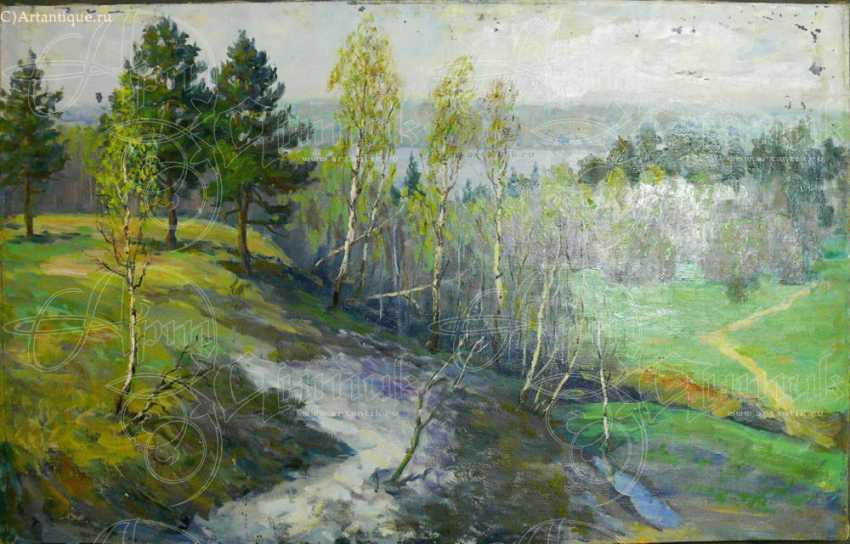 "Картина ""Весна"" - photo 1"