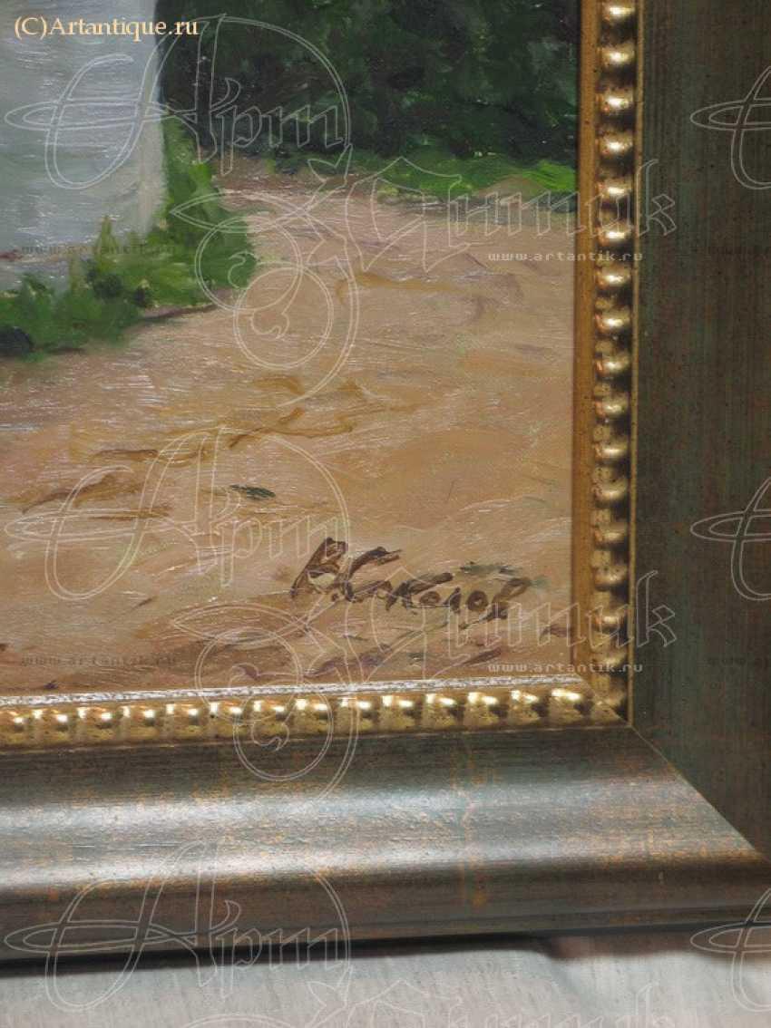"""Картина """"Сторожевая башня"""" - photo 2"""