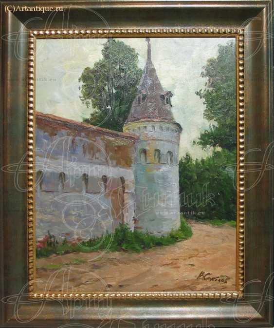 """Картина """"Сторожевая башня"""" - photo 1"""