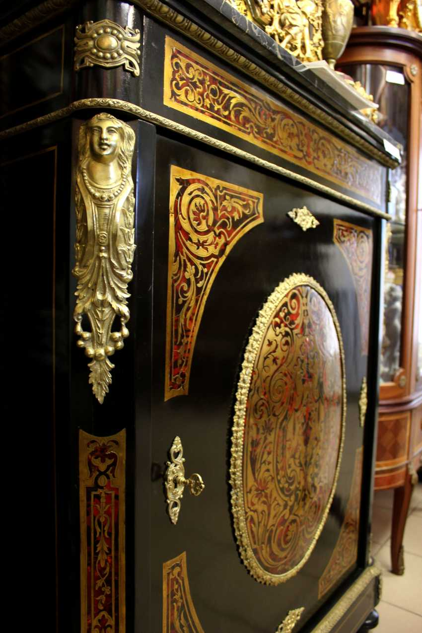 "Commode in the style of ""Boulle"" XIX century - photo 2"