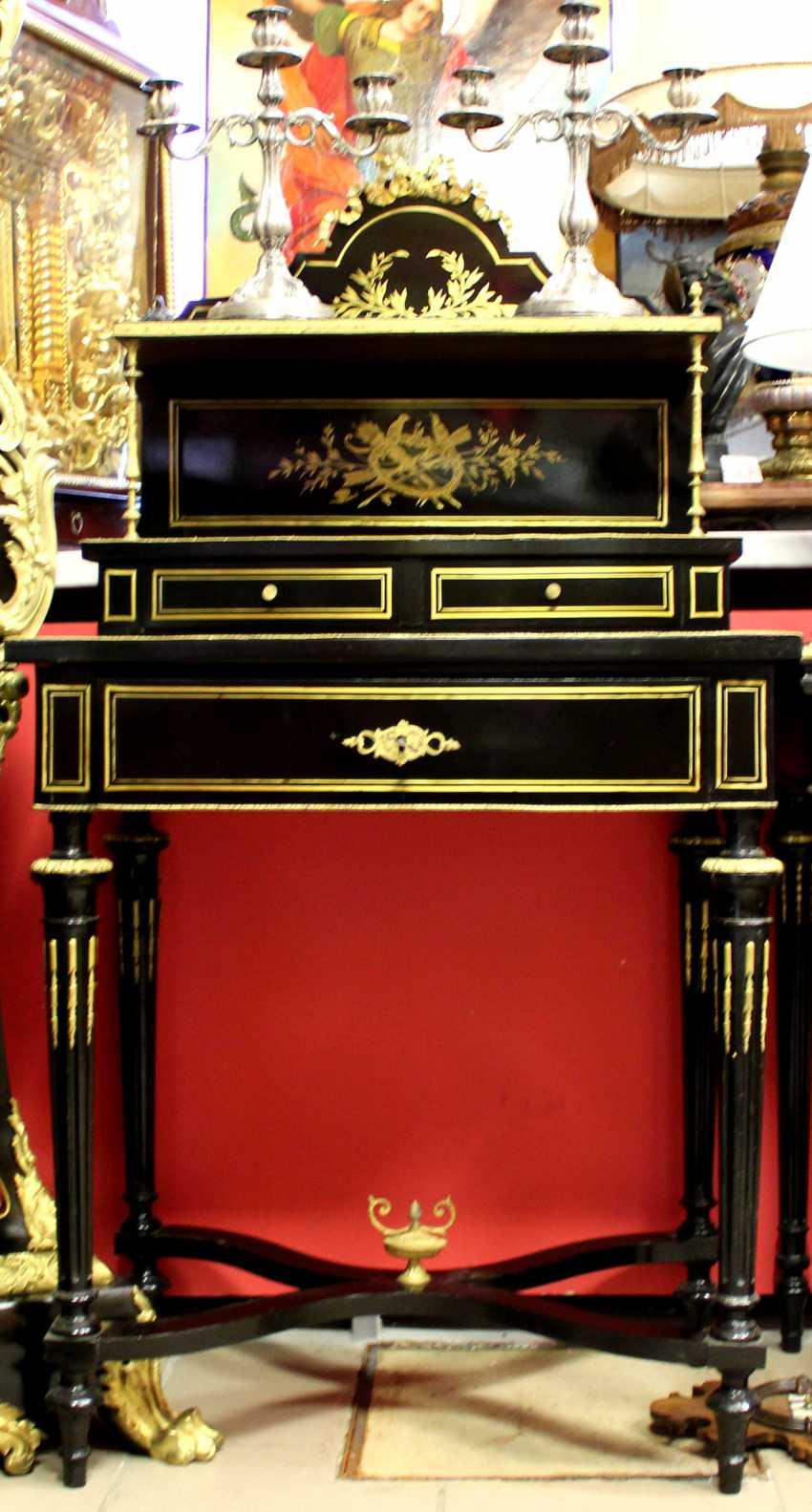 "Table-style ""Napoleon III"", XIX century - photo 1"