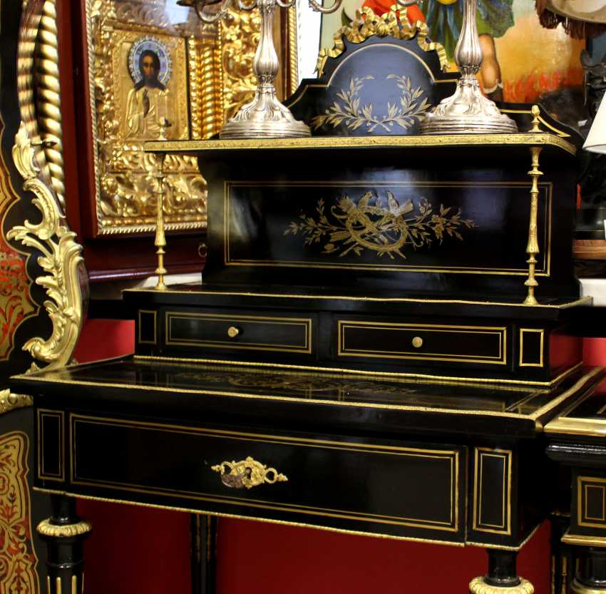 "Table-style ""Napoleon III"", XIX century - photo 3"