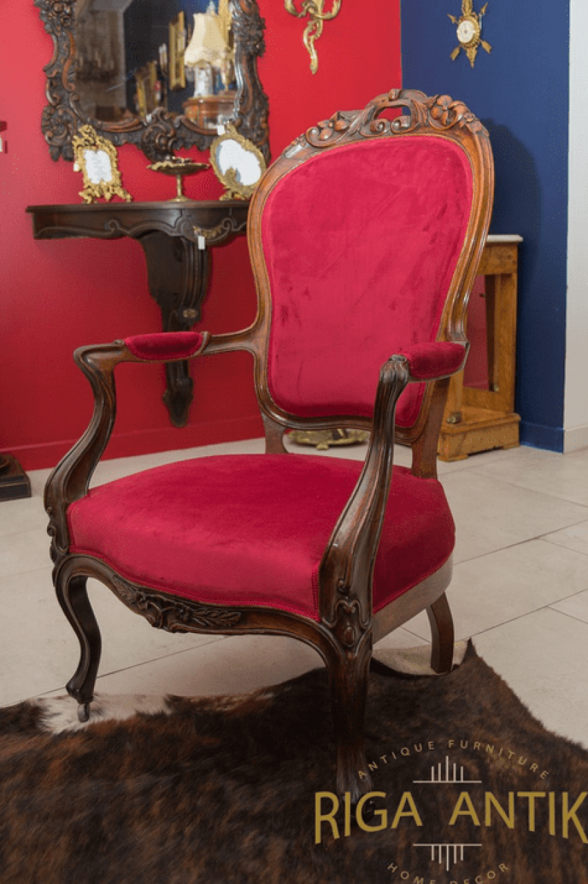 Antique chairs made 19./20 - photo 2