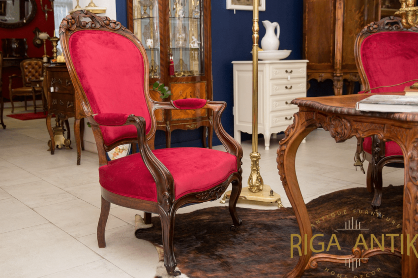 Antique chairs made 19./20 - photo 7