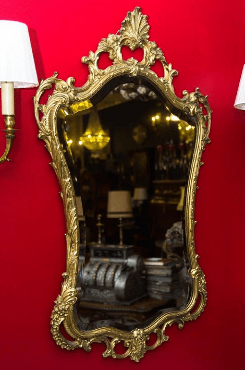 Консоль с зеркалом - photo 2