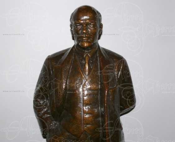 "Sculpture ""Lenin"" - photo 2"