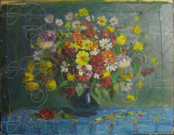 "Картина ""Букет цветов"" - photo 1"