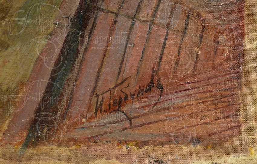 "Картина ""Храм Николая Чудотворца в Кошелях"" - photo 2"