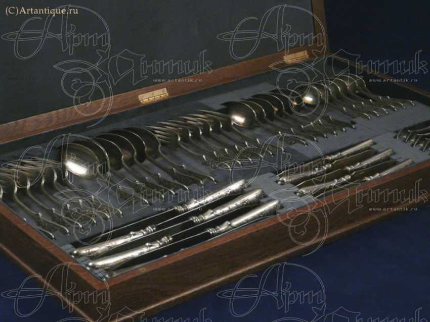 Cutlery set for 6 people - photo 2