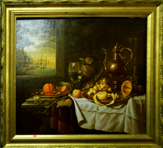 Картина «Натюрморт с фруктами» - photo 1