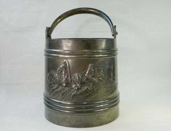 "Bucket for champagne ""Russkaya Troyka"" - photo 1"