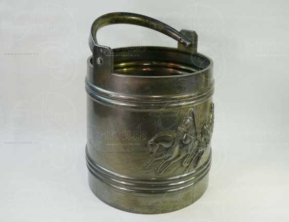 "Bucket for champagne ""Russkaya Troyka"" - photo 3"