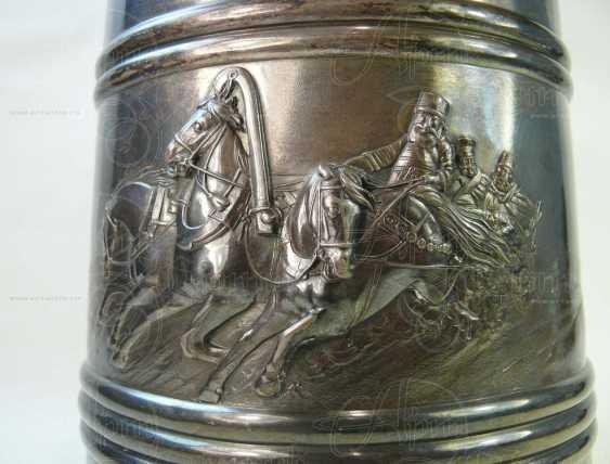 "Bucket for champagne ""Russkaya Troyka"" - photo 5"