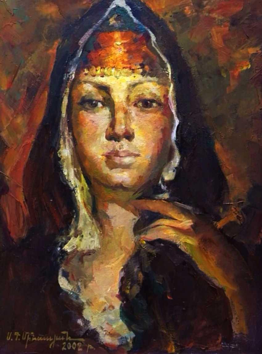 """Portrait of a Woman""/ ""The portrait of the Armenian girl"", - photo 1"