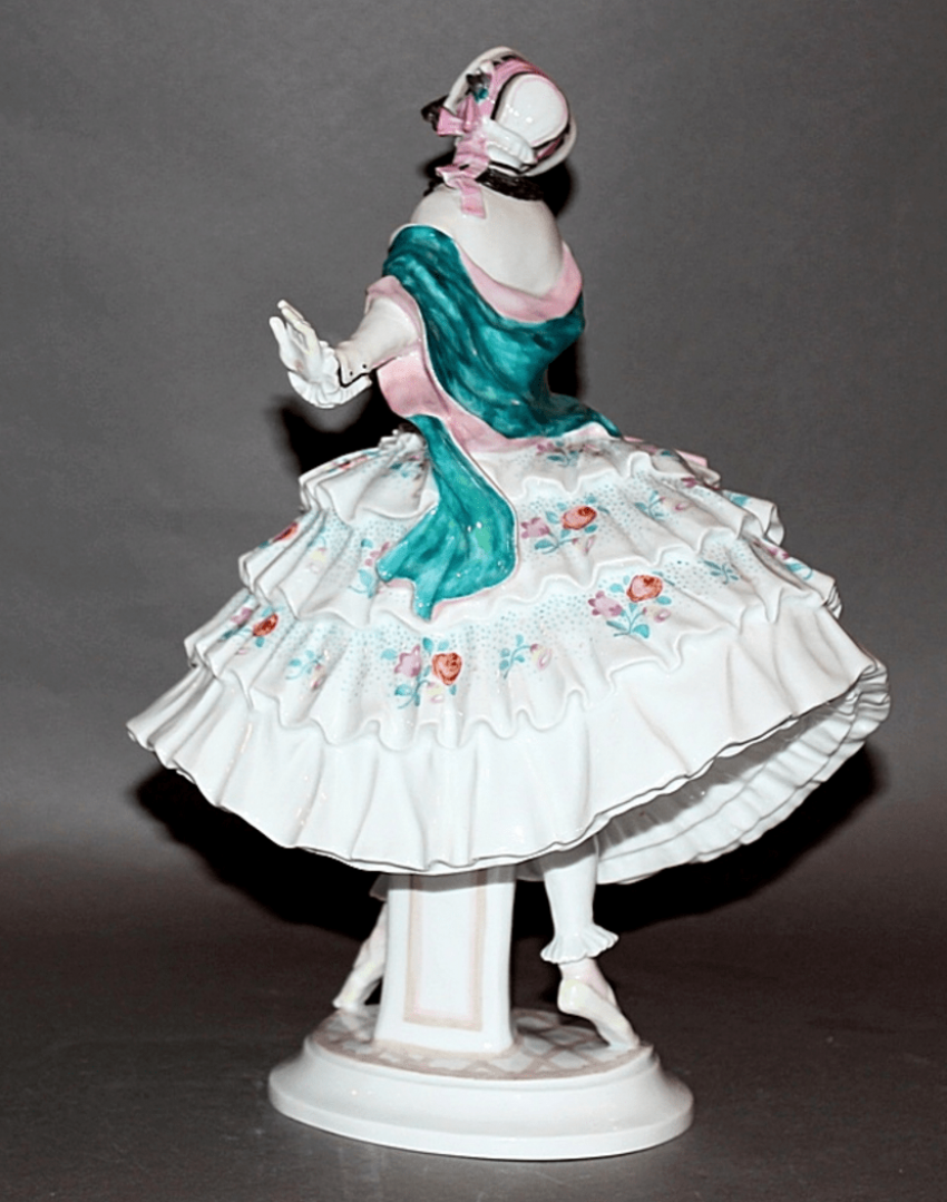 Meissen, Germany, 1959, model P. Shourya - photo 2