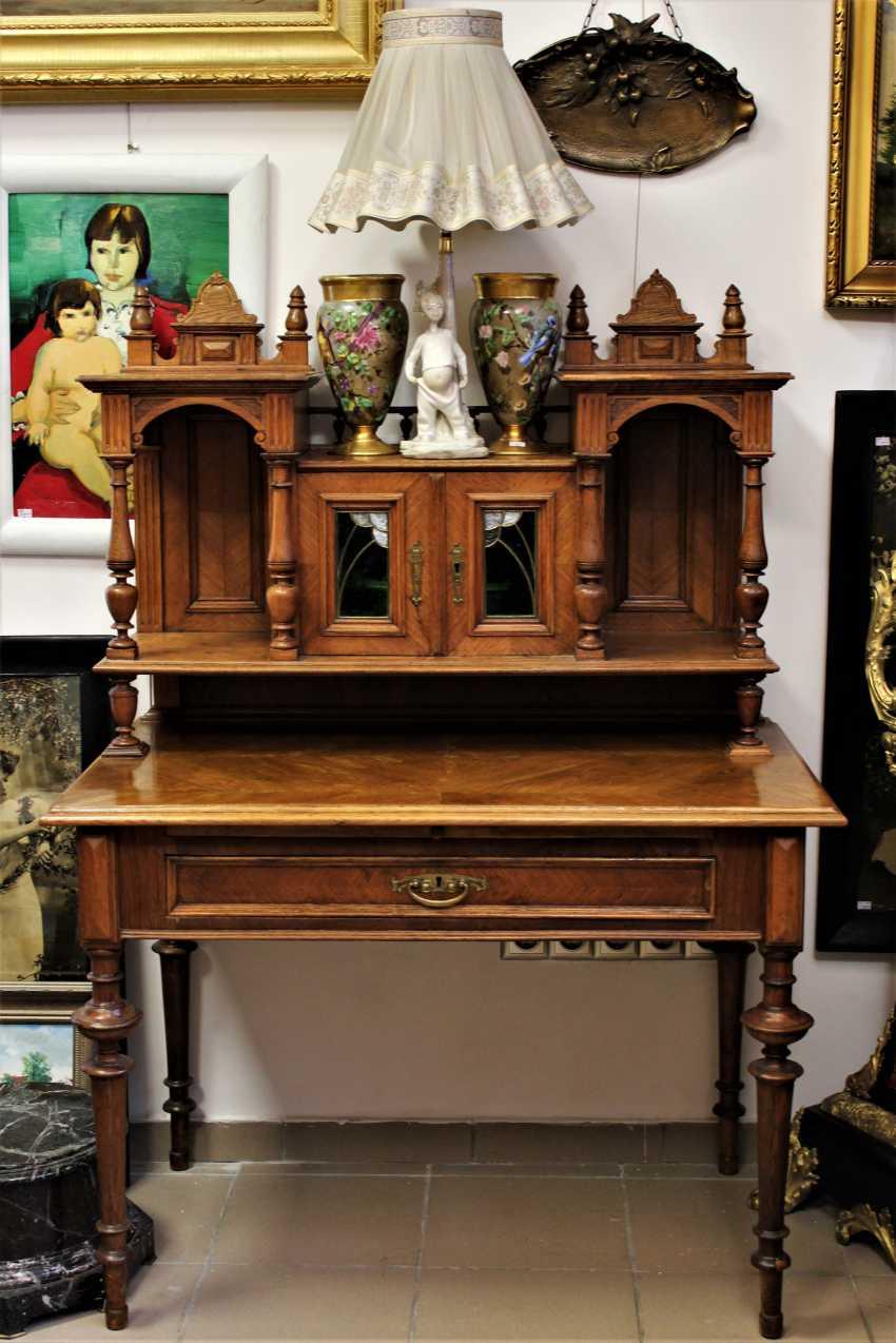 Lady's table, XIX century - photo 1