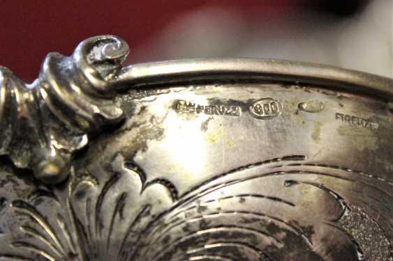 Silver bowl, 19th / 20th century - photo 3