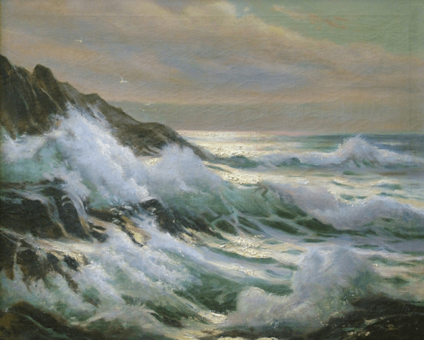 "Seascape""C. Westshiloff"" - photo 1"