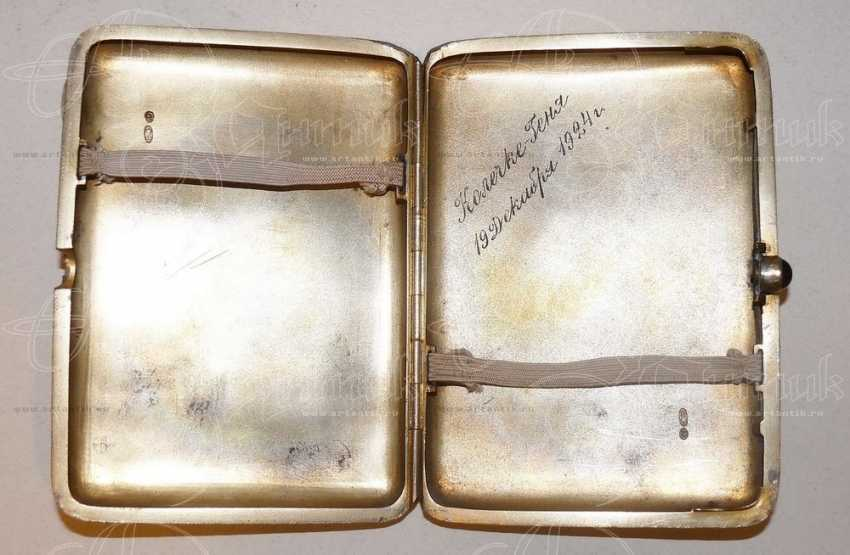 Cigarette case - photo 3