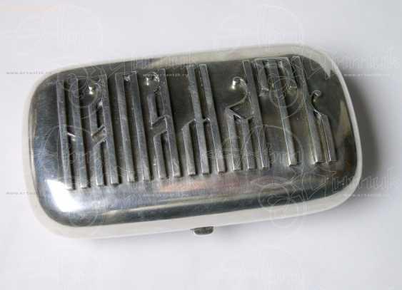 """Cigarette case """"In memory"""" - photo 1"""