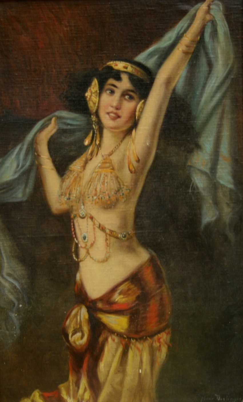 Odalisque 1880 - photo 1