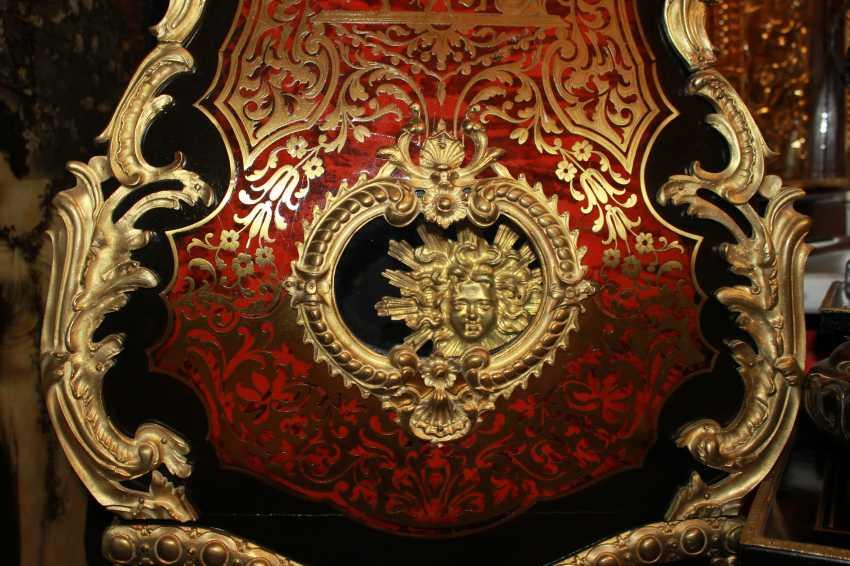 "Clocks in the style of ""Boulle"", XVIII century - photo 7"