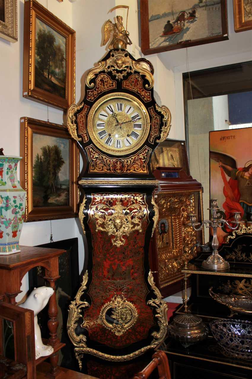 "Clocks in the style of ""Boulle"", XVIII century - photo 6"