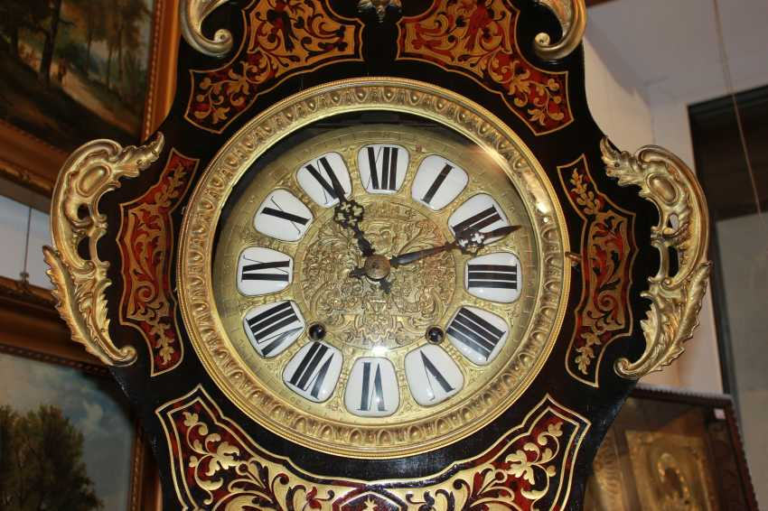 "Clocks in the style of ""Boulle"", XVIII century - photo 8"