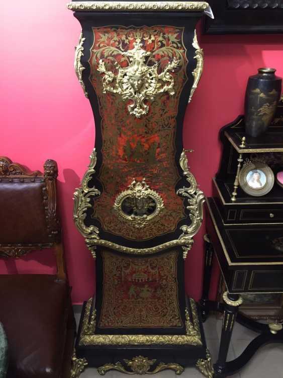 "Clocks in the style of ""Boulle"", XVIII century - photo 3"