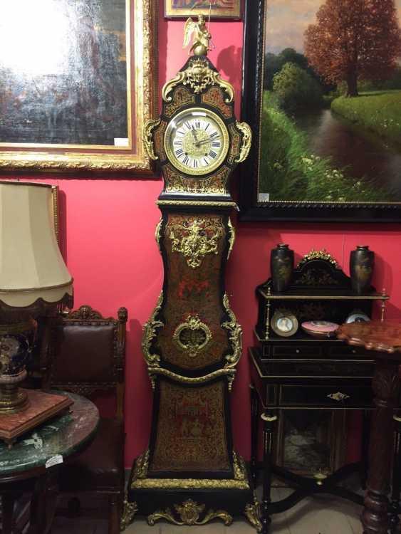 "Clocks in the style of ""Boulle"", XVIII century - photo 1"