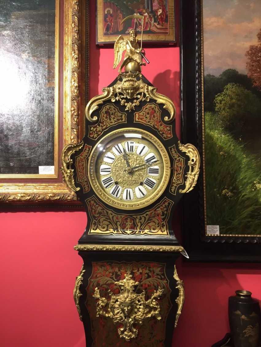 "Clocks in the style of ""Boulle"", XVIII century - photo 4"